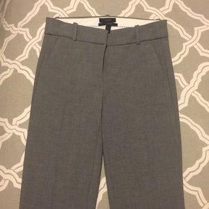 JCrew Women's business pant - size 2 - never worn